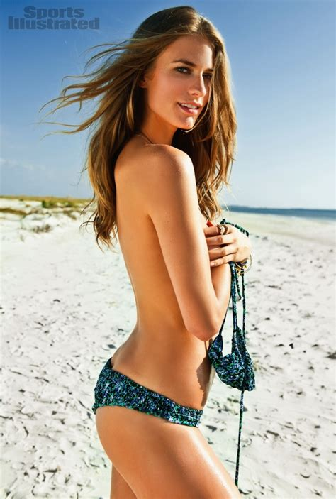 Models Inspiration Julie Henderson Si Swimsuit