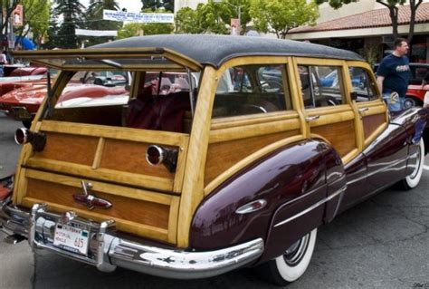 Wood Buick by Wood Free Woodie 1948 Buick Roadmaster Estate Wagon