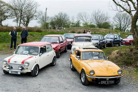 First Classic Car Run Of The Year A Big Success [gallery