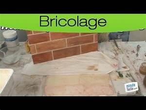 comment faire un enduit brique youtube With comment faire un enduit exterieur