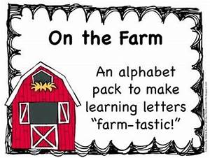 on the farm alphabet pack the o39jays sorting and 39salem With farm alphabet letters