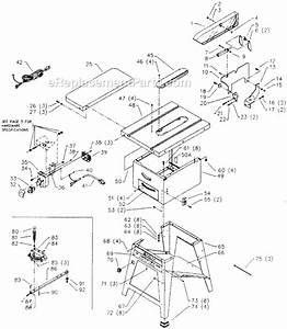 Delta 36-475 Parts List And Diagram