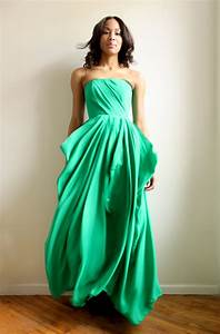 emerald green bridesmaid dress With emerald green wedding dresses