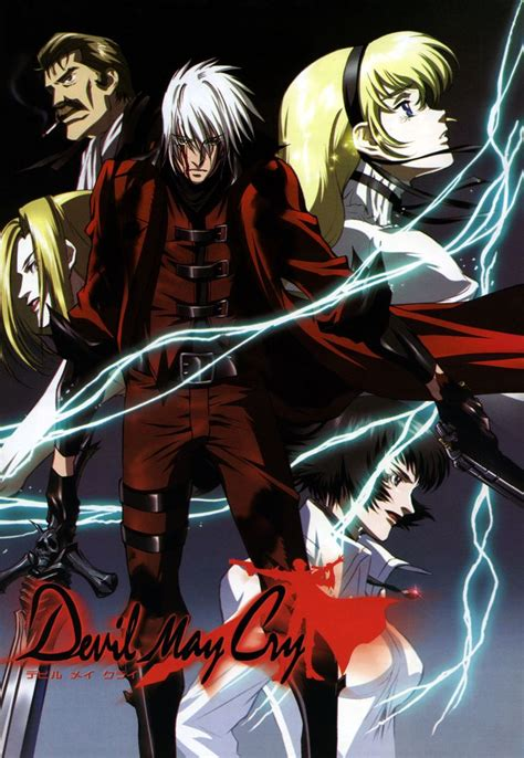 38 Best Images About Devil May Cry Serie Anime On