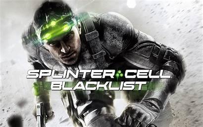 4k Cell Splinter Blacklist Wallpapers