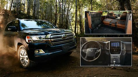 Toyota Land Cruiser 2019 by 2019 Toyota Land Cruiser Overview Peruzzi Toyota