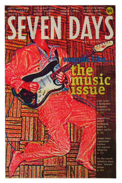 Seven Days March 13 2002 by Seven Days Issuu