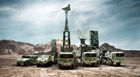 SAAB Receives UK Orders for Giraffe Radar