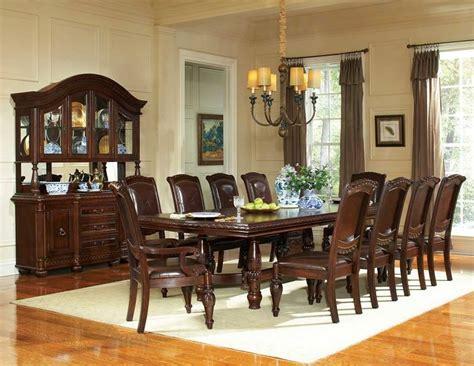 von furniture antoinette formal dining room set