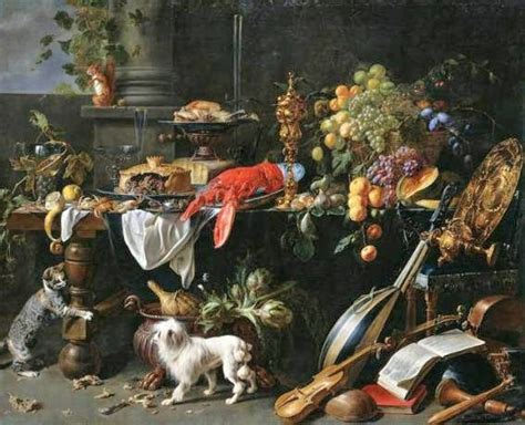 cuisine baroque it 39 s about inadvertently the harvest 1600s