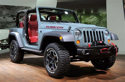 car models jeep wrangler