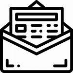 Premium Newsletter Icon Icons