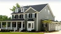 best home design color scheme Exterior house colors schemes, choosing the best exterior ...