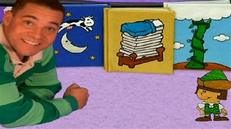 Watch Blue's Clues Series 1 Episode 2 Online Free