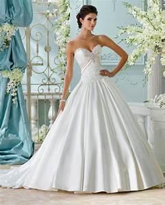 style lucienne 116215 elegant satin wedding dress princess With where can i buy a wedding dress