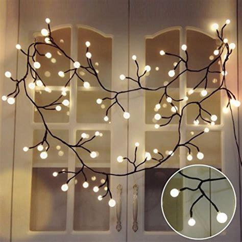 Weihnachtsdeko Am Fenster Befestigen by Lichterketten Innen Tofu Led Lichterkette Kugeln