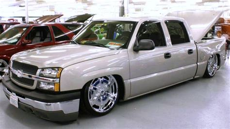 2005 Chevy Trucks by Custom 2005 Chevy Silverado Lowrider Truck