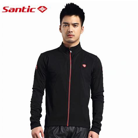 mens thermal cycling jacket santic men cycling jacket bike ᗑ winter winter fleece