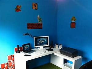 decoration bureau geek With superior idee de decoration de jardin 10 deco bureau geek