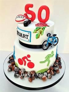 Bike cake | Prachtige taarten vervoermiddelen | Pinterest ...