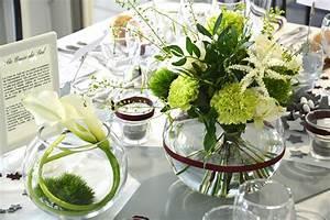 Decoration Table Mariage Pas Cher : centre de table ~ Teatrodelosmanantiales.com Idées de Décoration