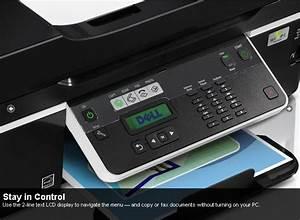 Dell V515w Wireless  U0026 Usb All In One Inkjet Printer New