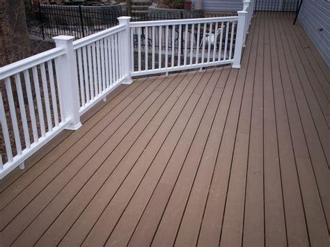 composite decking builds awesome decks st louis decks
