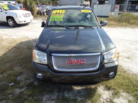 auto air conditioning repair 2006 gmc envoy parking system purchase used 2006 gmc envoy denali in 4175 n ronald reagan blvd sanford florida united