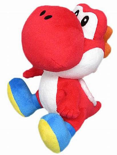 Yoshi Mario Plush Super Bros Inch Toys