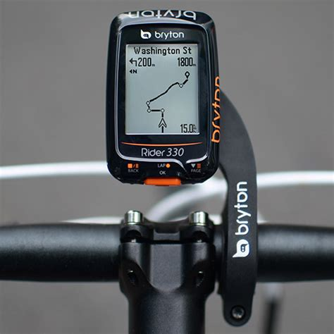 Bryton Previews Affordable Rider 330 & 530, Two New Gps