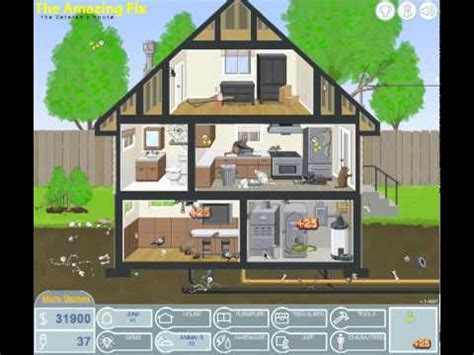 Amazing Fix The Veteran's House  New Free Online Game