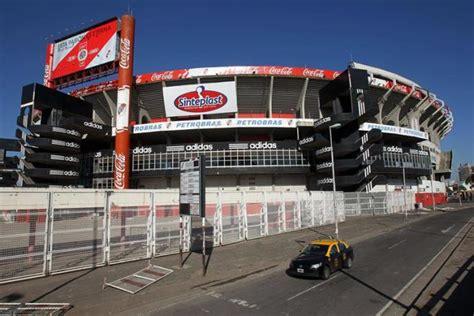 El estadio Monumental de River Plate cumple 80 años ...