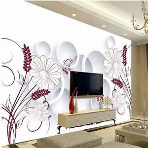 beibehang Customize size High Quickly HD mural 3d ...