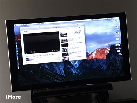how to mirror android to apple tv how to airplay mirror your mac screen to your apple tv imore