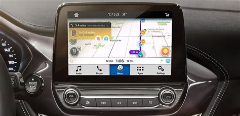 ford sync 3 navigation ford sync to gain waze integration in update neowin