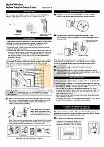 20 Beautiful Genie Intellicode Wiring