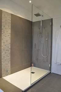 Quel Carrelage Pour Douche Italienne : lumiere pour douche italienne maison design ~ Zukunftsfamilie.com Idées de Décoration
