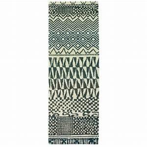 Tapis De Couloir : tapis de couloir himali marrakesh brink campman ~ Melissatoandfro.com Idées de Décoration