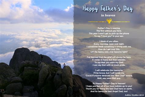 May 05, 2021 · becoming a father is an out of this world kind of feeling. Father's Day in Heaven Poem - MishMash by Ash graphic design