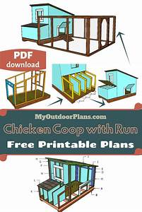 Easy To Follow Plans For You To Build A 4x8 Chicken Coop