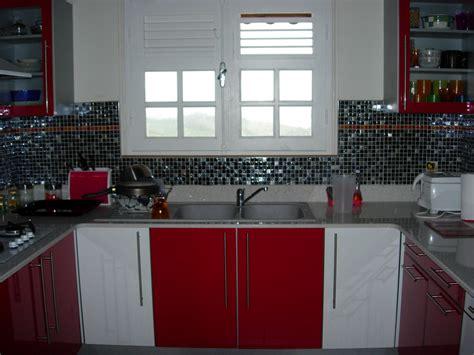 deco cuisine et blanc beau deco cuisine grise et avec uncategorized luxe