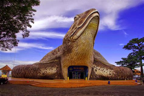 tempat wisata  menarik  jawa tengah idris
