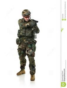 Army Soldier Full Gear