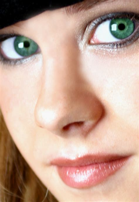 green eyes  shade