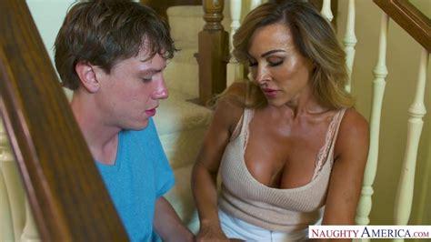 Australian Milf Aubrey Black Takes Teens Virginity