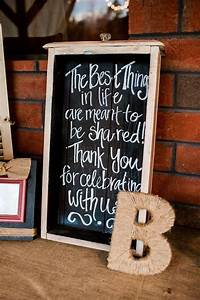 30 awesome rustic wedding sign ideas for Wedding table sign ideas