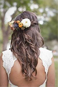 Very Beautiful Bridal Hairstyles For Long Hair 2018 19