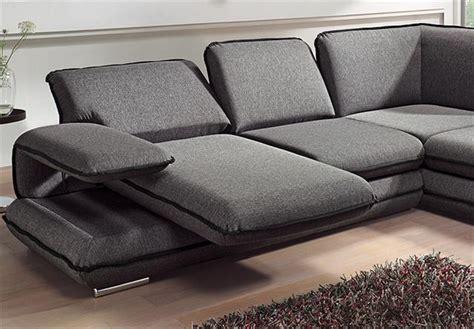 ecksofa turner sofa wohnlandschaft grau schwarz