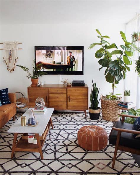 inspirasi cantik ruang keluarga berkonsep natural rooangcom