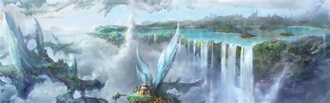 dual monitor final fantasy wallpapers hd backgrounds